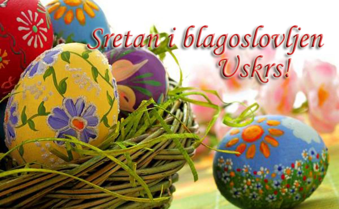 e mail čestitke za uskrs Uskrsna čestitka :: Službene stranice Općine Tisno e mail čestitke za uskrs
